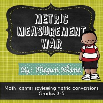 Metric Measurement War Game