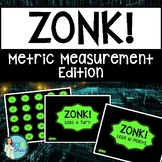 Metric Measurement Game - Zonk!