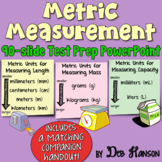 Metric Measurements PowerPoint: Length, Mass, and Capacity