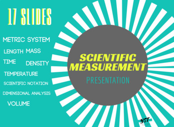 Metric Measuring Powerpoint