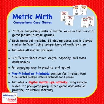Metric Mirth