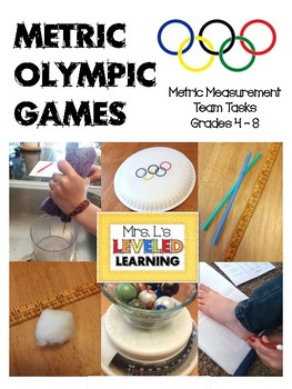 Metric Olympic Games