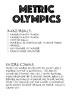 Metric Olympics Stations