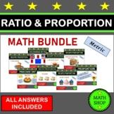 Metric Ratio Proportion Measurement Money