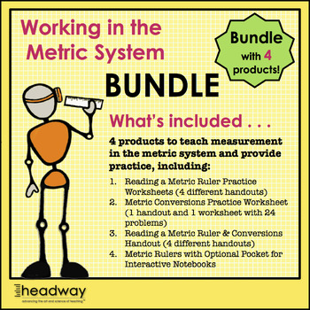 Working in the Metric System Bundle