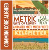 METRIC CONVERSIONS: Metric System Worksheets | Activities