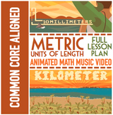 Metric System: METRIC CONVERSIONSWorksheets | Activities | Lesson Plan | Video