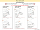 Metric Conversions and More! (Excellent Finger Tracing Guide Tool)