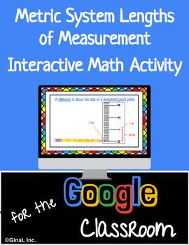 Metric System Google Slide