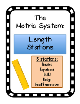 Metric System Length Stations Centers