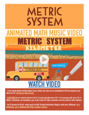 Metric System | FREE Measurement BINGO, Worksheet, & Fun Video | 4th-5th Grade