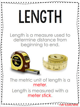 Metric System Posters!