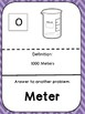 Metric System Scavenger Hunt Game