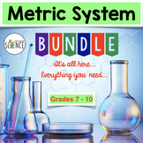 Metric System Bundle