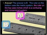 Metric System Lesson Bundle, Base Units, Measuring, Volume