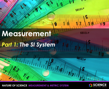 Metric System and Metric Conversions