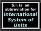 Power-point:Metric System or The International System of Units with GUIDED NOTES