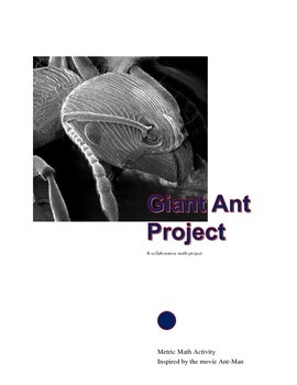 Metric Conversion Collaborative Project: Inspired by Ant-M