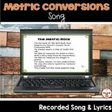 Metric Unit Conversion Song and Lyrics