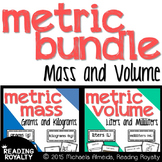 Metric Units Bundle - Mass and Volume