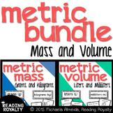 Metric Units Bundle - Mass and Volume