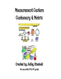 Metric and Customary Measurement Centers