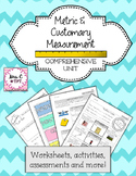 Metric and Customary Measurement Unit