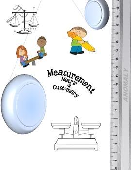 Metric and Customary Measurement Worksheets