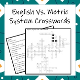 Metric and English/Imperial Crosswords