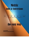 THE METRIC SYSTEM: UNITS AND UNIT CONVERSIONS