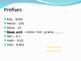 Metrics Conversions Notes