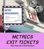 Metrics & Measurement