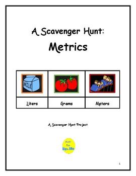 Metrics Scavenger Hunt