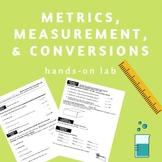 Metrics, Measurement, and Conversions Lab
