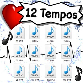 Metronome MP3 Files - All The Tempos You'll Ever Need!