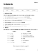 Metropolis 10 Chapter Novel with Student Activities and An
