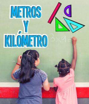 Metros y Kilómetros para Imprimir