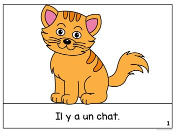 Mettre une clochette sur le chat French Belling the Cat Fable Reader ~Simplified