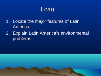 Mexcio City Air Pollution, Amazon Deforestation Venezuela