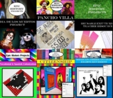 Mexican-American Studies:Full Year of Projects/Notes/Activ