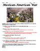 Mexican-American War WebQuest
