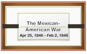 Mexican-American War Bundle