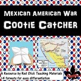 Mexican American War Cootie Catcher