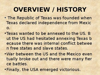 Mexican American War Important Battles and Outcome