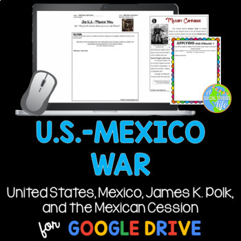 Mexican American War: James Polk, Zachary Taylor, and the Mexican Cession