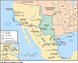 Mexican American War Notes Powerpoint