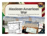 Mexican-American War PowerPoint and Infographic