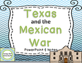 Mexican-American War PowerPoint and Notes Set