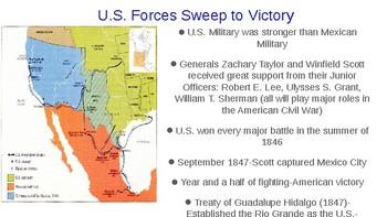 Mexican American War Presentation