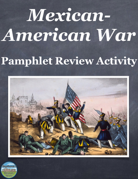 Mexican-American War Review Activity